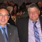 Serge Gauthier, directeur de l'ÉMEMM et Dominique Bousquet, directeur ajoint de l'ÉMEMM et président du CETEMMM