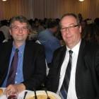 André Ceulenaere et Stéphane Bonin, directeurs adjoints de l'ÉMEMM