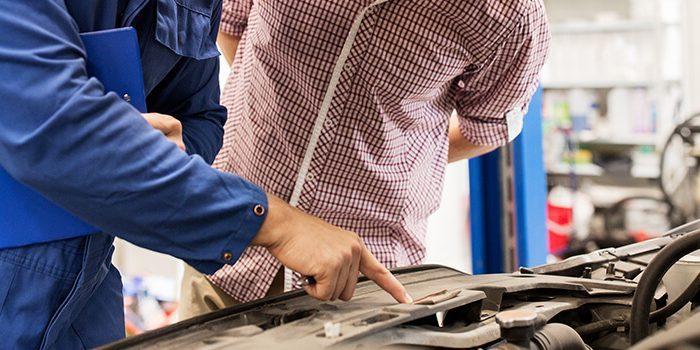Entretien et service automobile